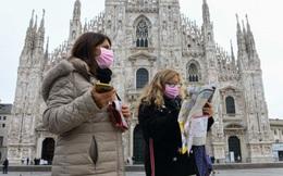 Sốc với con số 368 ca tử vong vì cúm corona tại Italy trong 24 giờ qua