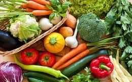 """Bác sĩ Nhật khuyến cáo những loại rau củ có sắc tố """"cầu vồng"""", màu càng sáng càng có nhiều chất chống oxy hóa, ngăn ngừa bệnh tật lẫn kéo dài tuổi thọ"""