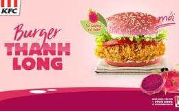 """Burger thanh long của KFC Việt Nam chưa ra mắt đã gây bão, lên hẳn báo Mỹ với vô số lời khen: """"Thêm một lý do nữa để tới Việt Nam!"""""""