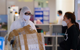 Hôm nay, Nội Bài đón hơn 2.700 người trở về từ các nước có dịch Covid-19