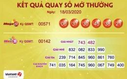 Một người ở tỉnh Đắk Lắk trúng Vietlott hơn 62,6 tỉ đồng