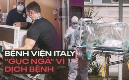 """Lời chia sẻ từ bác sĩ Ý: Các bệnh viện bị """"áp đảo"""" trước đại dịch Covid-19, hàng ngàn nhân viên y tế cũng lây nhiễm"""