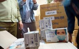 Tạm giữ 500.000 chiếc khẩu trang y tế không rõ nguồn gốc ở Hà Nội