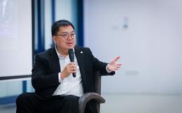 Ông Hoàng Nam Tiến chia sẻ kinh nghiệm làm việc online của FPT thời dịch: 5 giải pháp đồng bộ, chia tách văn phòng, quan trọng nhất là văn hóa công ty