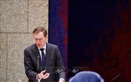 Bộ trưởng Y tế Hà Lan từ chức sau khi bị ngất tại cuộc thảo luận về dịch COVID-19