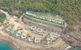 Chủ dự án Hòn Tằm bị phạt 40 triệu đồng vì xây dựng không phép