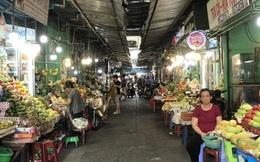 Tiểu thương chợ truyền thống TPHCM 'méo mặt' vì Covid-19