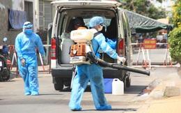 Cảm động 'những chiến binh khử khuẩn' ở Bình Thuận