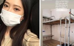 Nữ du học sinh Canada chửi tục, chê ký túc xá cách ly bẩn không thể sống được vì ở sạch quen rồi