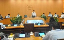 Chủ tịch Hà Nội khuyến khích các công ty làm việc trực tuyến, người dân ở trong nhà càng nhiều càng tốt