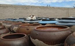 Nhiều nhà lều nước mắm Phan Thiết tạm đóng cửa