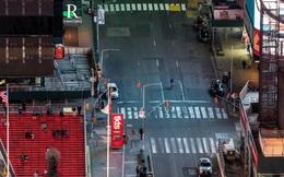 Nước Mỹ vắng vẻ lạ thường giữa đại dịch Covid-19: Những quảng trường, con đường, khu vui chơi nổi tiếng nay không một bóng người