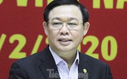Bí thư Hà Nội họp bàn cùng doanh nghiệp đối phó với dịch Covid-19