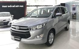 Nhiều đại lý Toyota tung khuyến mãi mẫu xe Toyota Innova