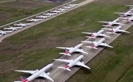 Hàng không - nạn nhân 'khổ' nhất vì Covid-19: Ế khách, máy bay nằm không còn phải tranh nhau chỗ đỗ