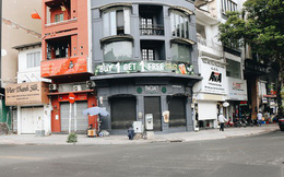 Phố Sài Gòn vắng lặng, quán cafe đồng loạt tạm đóng cửa chung tay phòng chống dịch Covid-19