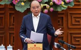 Thường trực Chính phủ thảo luận biện pháp thời kỳ 'tiền khẩn cấp'