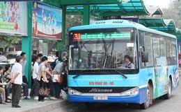Hà Nội cắt giảm gần 80% lượt, chuyến xe buýt