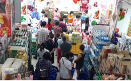 Cao điểm mùa dịch, hàng hóa tại Hà Nội dồi dào, dân không cần tích trữ