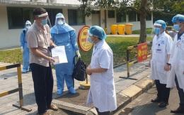 Tiếp tục điều trị thành công, cho xuất viện thêm 1 bệnh nhân nhiễm Covid-19