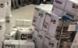 Công ty Trung Quốc âm thầm gom 90 tấn vật tư y tế khiến Úc lao đao