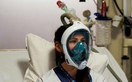Phát minh mới cải tiến mặt nạ lặn biển thành mặt nạ trợ thở đem lại hi vọng cho bệnh nhân nhiễm Covid-19 phải thở bằng máy