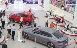 Thị trường ô tô Việt Nam 'đóng băng' khi vào hè