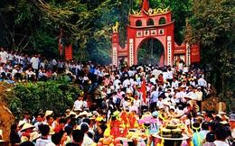 Sáng nay, dâng hương Giỗ Tổ tại Đền Hùng