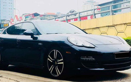 Tìm khách mùa Covid, Porsche Panamera 2011 xuống giá ngang tiền lăn bánh VinFast Lux A2.0 mới cứng