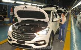 Sản xuất ôtô dưới 9 chỗ được gia hạn thuế, tiền thuê đất