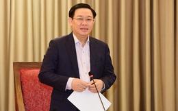 Bí thư Thành ủy Hà Nội Vương Đình Huệ: Xử lý nghiêm cán bộ sai phạm, cương quyết bảo vệ cán bộ tốt