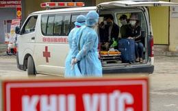 Hà Nội: Hàng xóm và chị dâu bệnh nhân 243 được xác định dương tính lần 1 với SARS-CoV-2