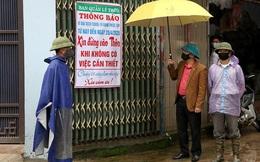 Từ ngày 9/4, người Bắc Giang không được đi Hà Nội, Sài Gòn, trừ lý do công vụ