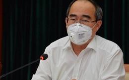 """Bí thư TP.HCM Nguyễn Thiện Nhân chỉ đạo xem xét việc dừng sản xuất ở doanh nghiệp có """"rủi ro"""""""
