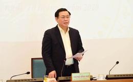 Bí thư Thành ủy Hà Nội Vương Đình Huệ: Sẽ triển khai kịp thời, công khai, minh bạch và đúng đối tượng chính sách hỗ trợ doanh nghiệp, người dân