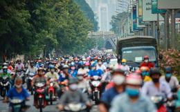Sài Gòn đông đúc khi sắp kết thúc đợt cách ly toàn xã hội 14 ngày