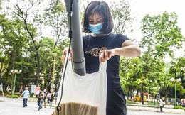 """Hà Nội lần đầu tiên xuất hiện máy """"ATM gạo"""" miễn phí cho người nghèo"""