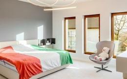 Mãn nhãn với căn hộ siêu hiện đại, mỗi phòng một phong cách