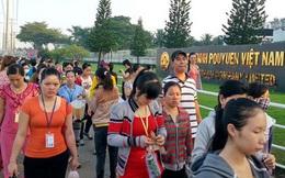 TP HCM tạm đình chỉ hoạt động công ty 70.000 người, làm 3 ca, hàng ngày trên 800 xe đưa rước công nhân, trong 2 ngày