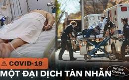 """""""Tôi đã khóc rất nhiều"""": Các bác sĩ rơi lệ nhìn bệnh nhân qua đời trong bất lực, hé lộ điều tàn nhẫn nhất mà Covid-19 mang tới"""