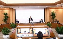 Hội nghị diên hồng Bí thư Thành ủy Hà Nội với cộng đồng doanh nghiệp Thủ đô trước bối cảnh dịch Covid -19