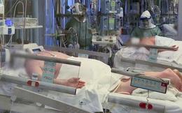 Hình ảnh thường thấy trong các bệnh viện điều trị Covid-19: Tại sao nhiều bệnh nhân phải nằm sấp khi điều trị?