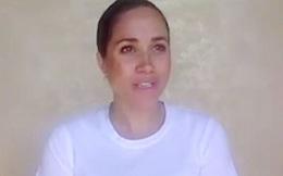Meghan Markle phá vỡ sự im lặng, lần đầu lên tiếng sau khi chuyển đến Mỹ sinh sống