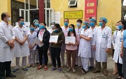 Giám đốc BV Hà Nam: Nhân viên Công ty Trường Sinh dương tính SARS-CoV-2 sau khi ra viện từng 2 lần âm tính