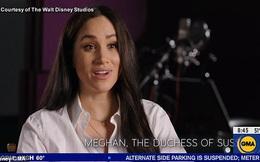 Cuộc phỏng vấn đầu tiên của Meghan Markle trên truyền hình Mỹ được phát sóng với nội dung trái ngược hoàn toàn so với suy đoán của nhiều người
