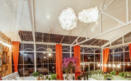 Cải tạo tầng thượng cũ kỹ thành không gian sống vintage lãng mạn