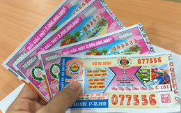 Xổ số kiến thiết miền Bắc phát hành vé và mở thưởng từ ngày mai 23-4