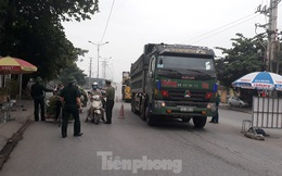 Bắc Ninh dừng các chốt kiểm soát dịch, giám sát chặt nhà máy Samsung