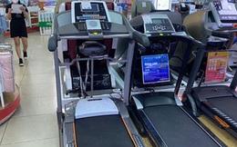 Thiết bị tập thể dục tại nhà đắt hàng