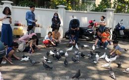 Người Sài Gòn thư giãn cuối tuần sau thời gian 'cách ly xã hội'
